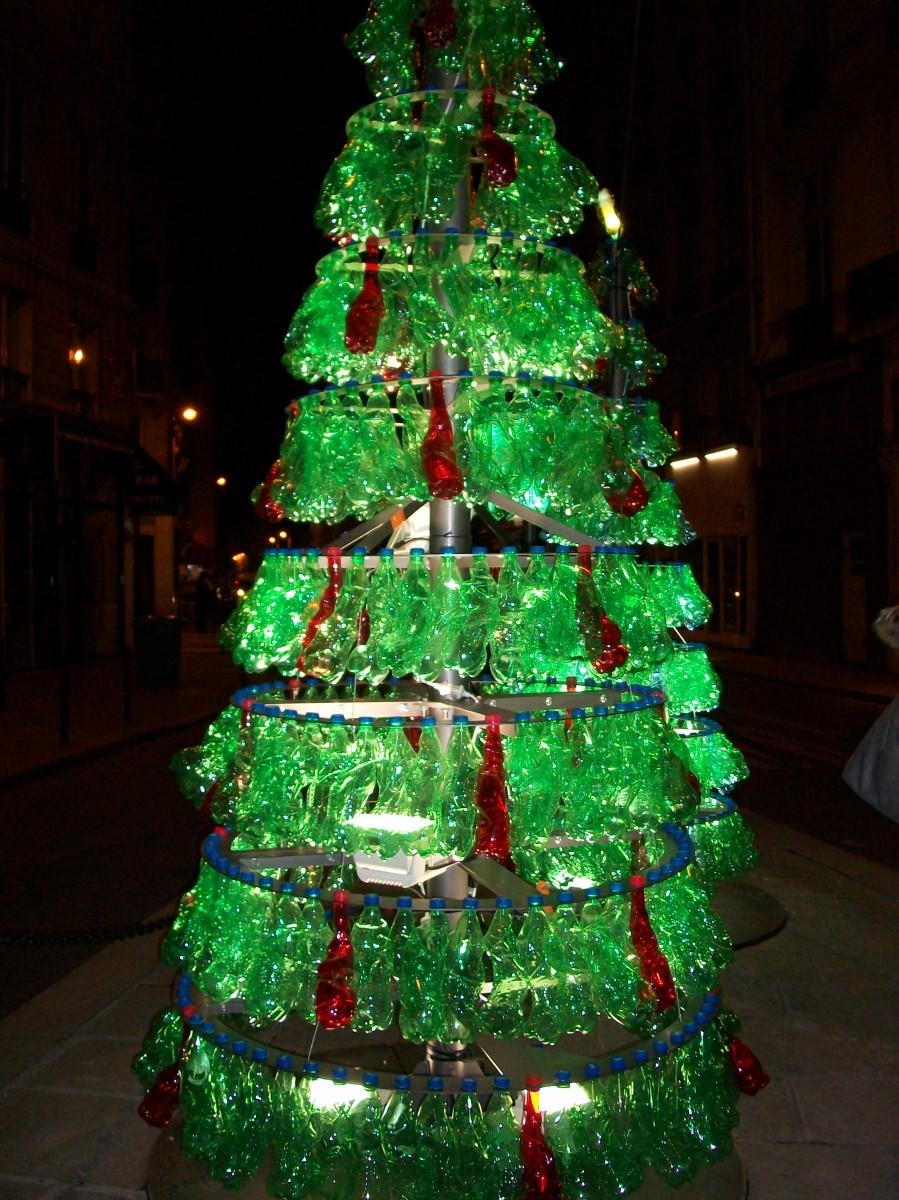 No $$ for a Xmas tree? | ParisFashionista
